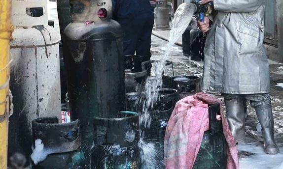 Bắc Ninh: Nổ bình gas khiến một giáo viên về hưu tử vong thương tâm - Ảnh 1