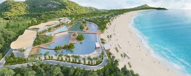 Viglacera bị yêu cầu dừng thi công một phần dự án ở Vân Đồn - Ảnh 1