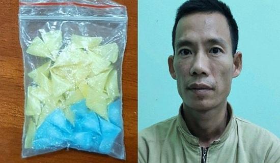 """Bắc Giang: Cặp tình nhân thuê nhà trọ mở """"đại lý"""" ma túy - Ảnh 1"""