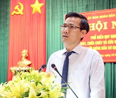 Thủ tướng bổ nhiệm Phó Chủ nhiệm Văn phòng Chính phủ - Ảnh 1