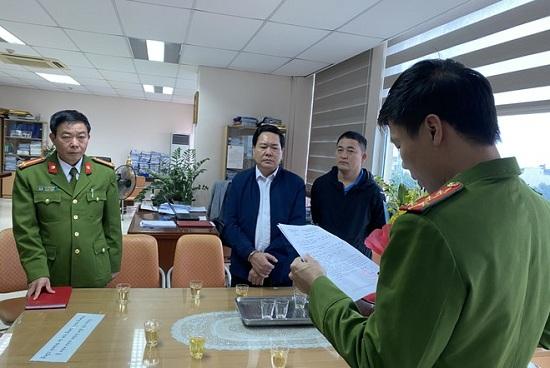 """Trưởng phòng Cục thuế Thanh Hoá nghi """"vòi"""" tiền nữ doanh nhân bị khởi tố, tạm giam 4 tháng  - Ảnh 1"""
