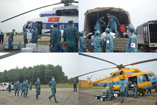 Phó Thủ tướng dự, chỉ đạo Diễn tập phòng, chống COVID-19 toàn quân - Ảnh 4