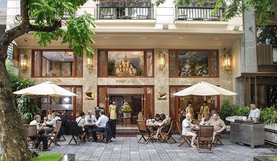 """Đọ độ """"sang chảnh"""" của 3 khách sạn tại Hà Nội được phun khử trùng vì du khách nhiễm Covid-19 từng ở - Ảnh 11"""