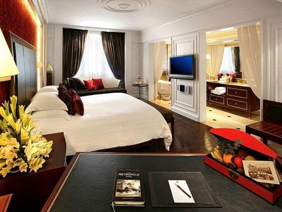 """Đọ độ """"sang chảnh"""" của 3 khách sạn tại Hà Nội được phun khử trùng vì du khách nhiễm Covid-19 từng ở - Ảnh 5"""