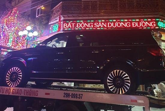 """""""Soi"""" dàn siêu xe tiền tỷ của vợ chồng đại gia bất động sản Dương Đường mới bị bắt giam - Ảnh 2"""