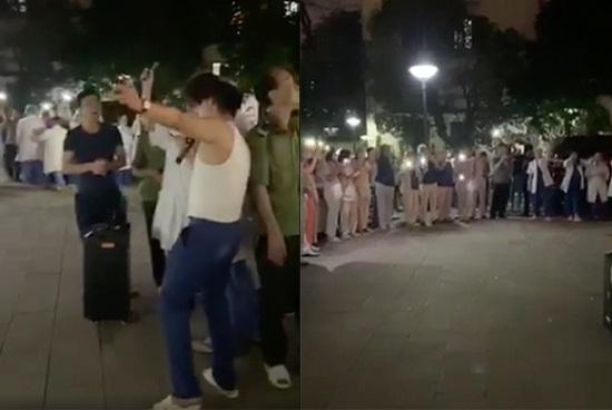 Bộ Y tế yêu cầu bệnh viện Bạch Mai báo cáo việc tụ tập đông người, không đeo khẩu trang - Ảnh 1
