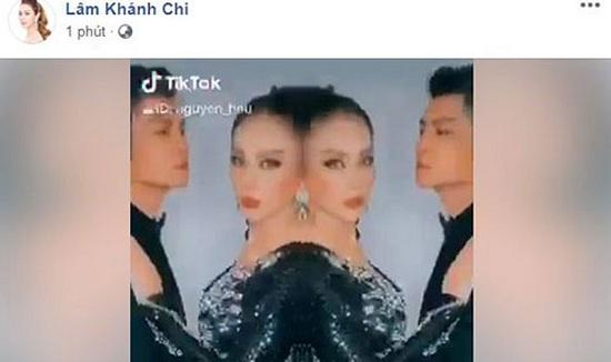 """Sáng đăng status """"chia tay"""", chiều vợ chồng Lâm Khánh Chi lại """"rắc cẩu lương"""" """"như chưa hề có cuộc chia ly"""" - Ảnh 2"""