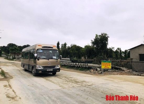 Thanh Hóa: Tiếp nhận 25 bệnh nhân và người nhà sau khi cách ly tại BV Bạch Mai - Ảnh 1