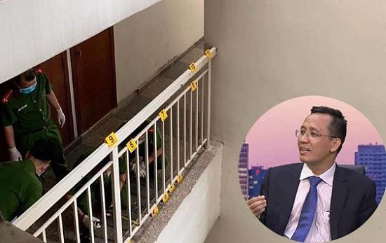 Thông tin mới nhất vụ tiến sĩ, luật sư Bùi Quang Tín rơi lầu tử vong - Ảnh 1