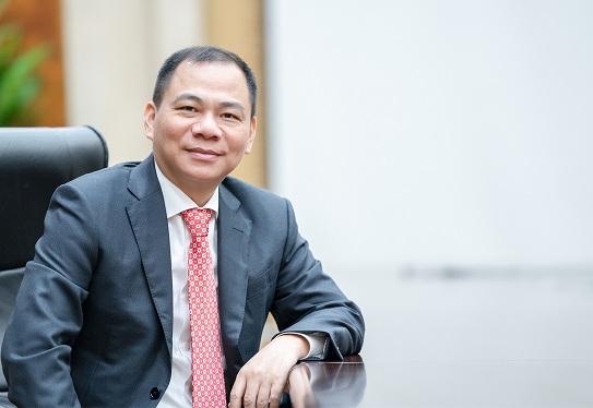 """Forbes tôn vinh tỷ phú Phạm Nhật Vượng trong """"bảng vàng"""" chống dịch Covid-19 - Ảnh 1"""
