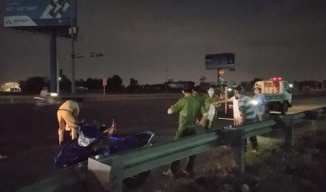 TP.HCM: Trích xuất camera, truy tìm ô tô gây tai nạn chết người rồi bỏ trốn - Ảnh 1