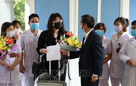 Việt Nam có 177/268 bệnh nhân mắc Covid-19 được công bố khỏi bệnh - Ảnh 1