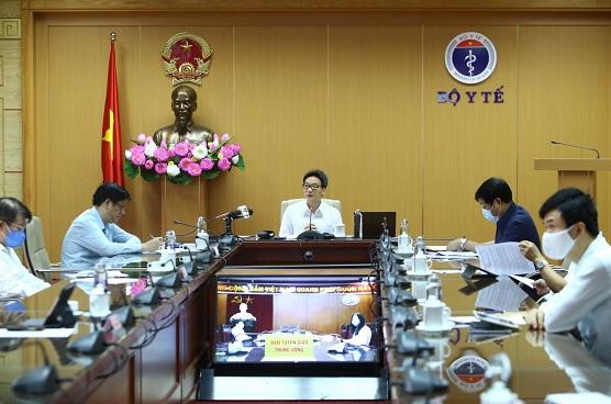 Ban Chỉ đạo đề xuất, duy nhất Hà Nội nhóm nguy cơ cao, 59 địa phương thuộc nhóm nguy cơ thấp - Ảnh 1