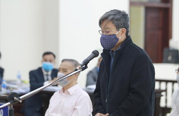 Xét xử vụ Mobifone mua 95% cổ phần của AVG: Ông Nguyễn Bắc Son khai từng nhiều lần đề nghị trả lại tiền - Ảnh 1