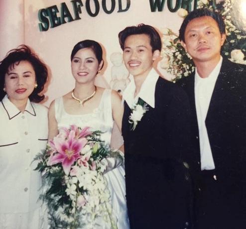 Danh hài Hoài Linh bất ngờ chia sẻ về vợ cũ và cuộc hôn nhân 14 năm - Ảnh 1