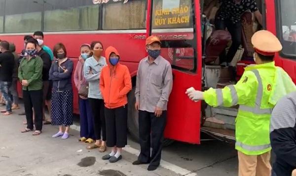 Tin tức thời sự mới nóng nhất hôm nay 6/4/2020: Bất chấp lệnh cấm, xe khách chở 30 người từ TP.HCM ra Hà Nội - Ảnh 1