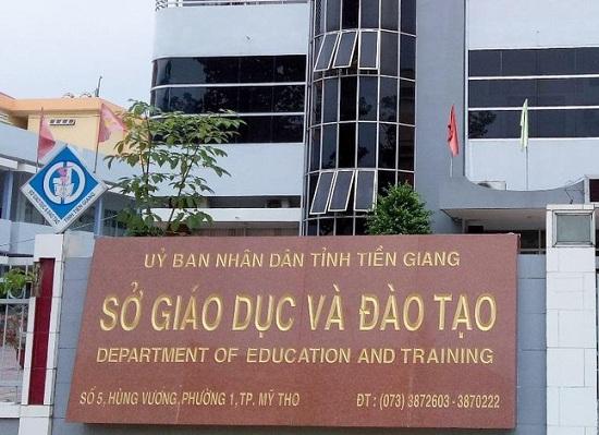 Tiền Giang: Mạo danh bộ GD&ĐT để bán sách giáo khoa, thiết bị giáo dục - Ảnh 1