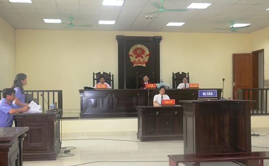 """Cựu Trưởng Công an TP.Thanh Hóa nhận 260 triệu để """"chạy án"""" bị tuyên phạt 2 năm tù - Ảnh 1"""
