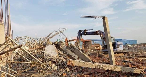 Vụ sập tường 10 người chết ở Đồng Nai: Chủ tịch tỉnh chỉ đạo khẩn trương cứu hộ, cứu nạn - Ảnh 1