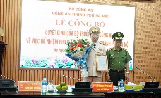 Bổ nhiệm Đại tá Nguyễn Hồng Ky giữ chức Phó Giám đốc Công an TP. Hà Nội - Ảnh 1