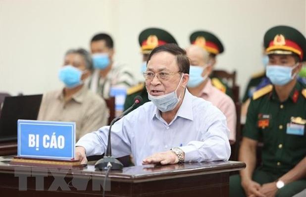 Cựu Thứ trưởng Nguyễn Văn Hiến bị đề nghị mức án 3-4 năm tù - Ảnh 1