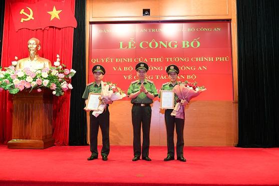 Trung tướng Lương Tam Quang làm Thủ trưởng Cơ quan An ninh điều tra - Ảnh 2