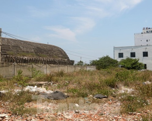 Cận cảnh các lô đất có yếu tố doanh nghiệp Trung Quốc dọc khu đô thị ven biển Đà Nẵng - Ảnh 3