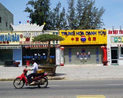 Cận cảnh các lô đất có yếu tố doanh nghiệp Trung Quốc dọc khu đô thị ven biển Đà Nẵng - Ảnh 8