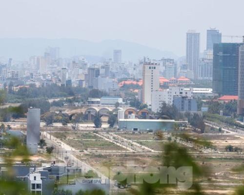 Cận cảnh các lô đất có yếu tố doanh nghiệp Trung Quốc dọc khu đô thị ven biển Đà Nẵng - Ảnh 9