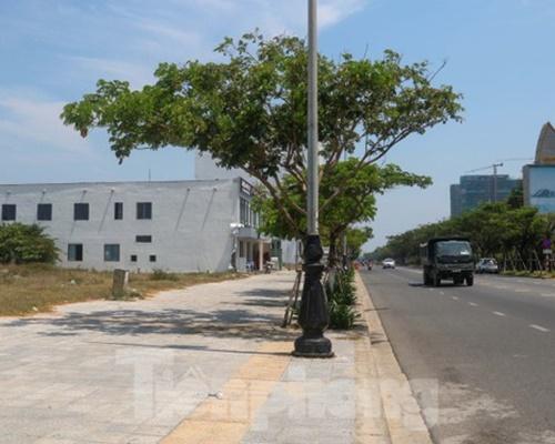 Cận cảnh các lô đất có yếu tố doanh nghiệp Trung Quốc dọc khu đô thị ven biển Đà Nẵng - Ảnh 10