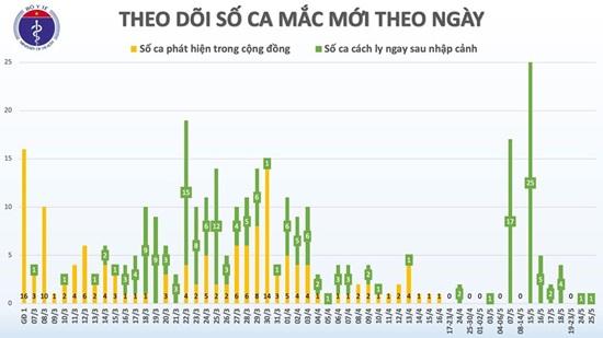 Sáng 26/5, đã 40 ngày không có ca mắc COVID-19 ở cộng đồng, phi công người Anh vẫn phụ thuộc hoàn toàn vào ECMO - Ảnh 1