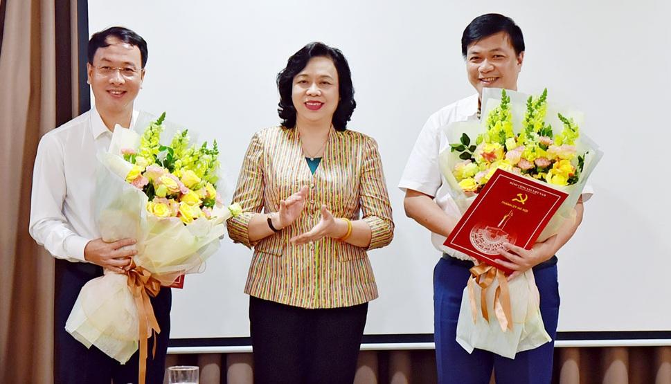 Ban Bí thư Trung ương Đảng chuẩn y nhân sự mới tại Hà Nội - Ảnh 1