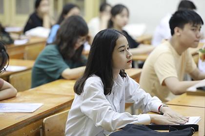 Đại học Quốc gia Hà Nội không tổ chức kỳ thi riêng - Ảnh 1