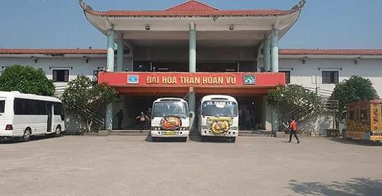 """Bắt khẩn cấp nhóm đối tượng liên quan đến vụ """"bảo kê"""" dịch vụ hỏa táng tại Nam Định - Ảnh 1"""
