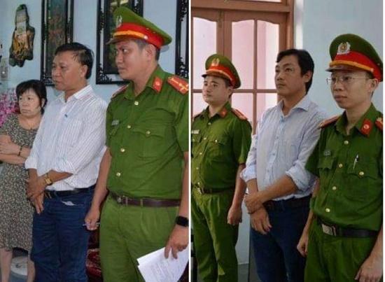 Khởi tố hai lãnh đạo cấp phòng của Chi cục Thủy sản Quảng Nam do nhận hối lộ - Ảnh 1