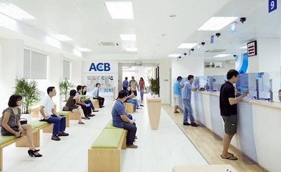 ACB muốn niêm yết HoSE, chia cổ tức bằng cổ phiếu tỷ lệ 30% - Ảnh 1