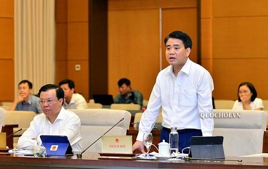 Hà Nội đề xuất tự làm 2 tuyến đường sắt đô thị hơn 100.000 tỷ bằng vốn của thành phố - Ảnh 1