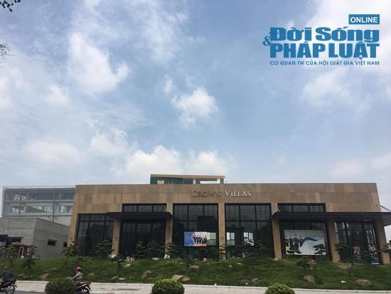 Cận cảnh dự án bất động sản nghìn tỷ được chỉ định cho Công ty Thái Hưng bị Kiểm toán Nhà nước nêu tên - Ảnh 2