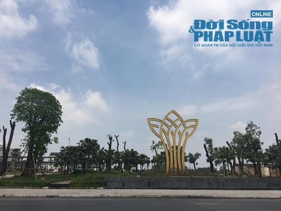 Cận cảnh dự án bất động sản nghìn tỷ được chỉ định cho Công ty Thái Hưng bị Kiểm toán Nhà nước nêu tên - Ảnh 3