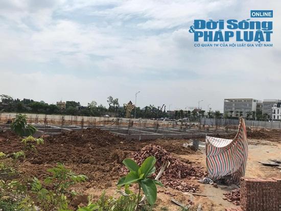 Cận cảnh dự án bất động sản nghìn tỷ được chỉ định cho Công ty Thái Hưng bị Kiểm toán Nhà nước nêu tên - Ảnh 8