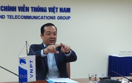 Chân dung tân Chủ tịch Hội đồng thành viên VNPT - Ảnh 1