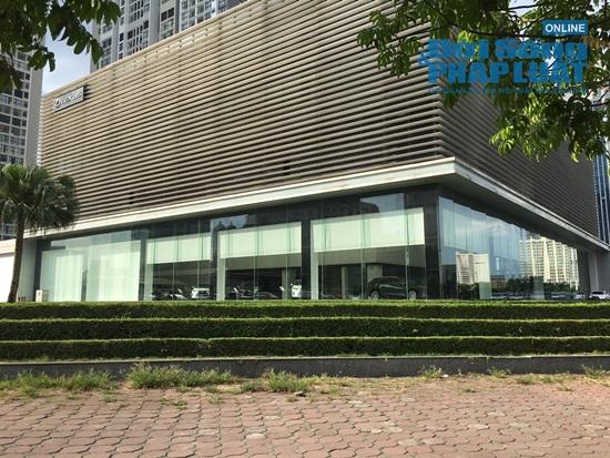 """Cận cảnh khu """"đất vàng"""" hơn 8.000 m2 có showroom Lexus được cho thuê trái phép - Ảnh 6"""