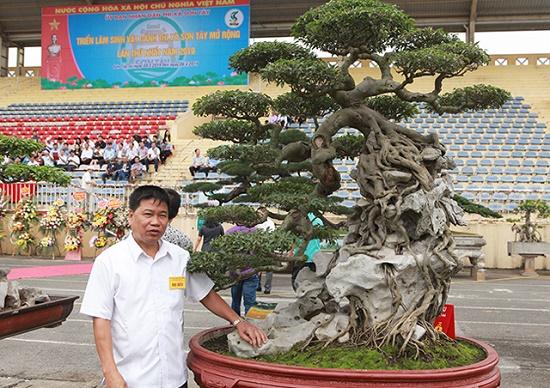 """Đại gia Toàn """"Đô la"""": Từ khai thác cát sỏi đến ông chủ vườn cây cảnh độc nhất ở Việt Nam - Ảnh 1"""