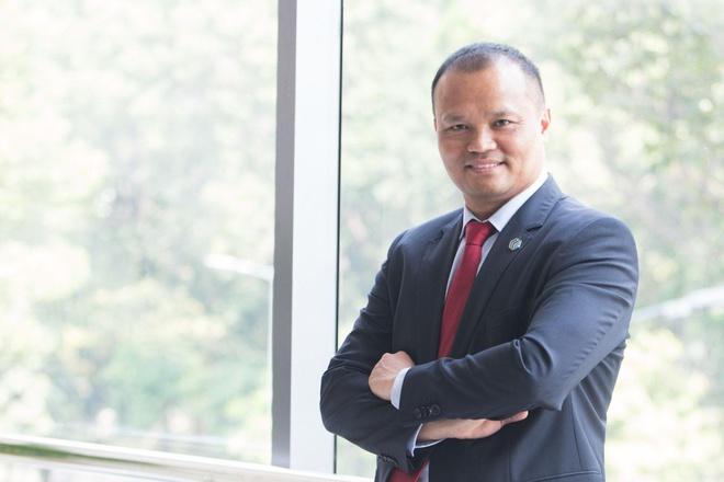 Chủ tịch Địa ốc Sài Gòn Thương Tín rời ghế lãnh đạo sau 1 năm - Ảnh 1