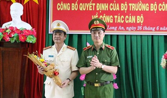 Đại tá Lê Hồng Nam giữ chức Giám đốc Công an TP.HCM - Ảnh 1