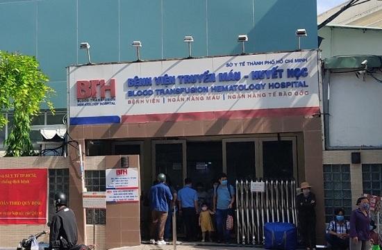 Vụ bệnh viện truyền hóa chất quá hạn cho bệnh nhi 4 tuổi: Bộ Y tế vào cuộc - Ảnh 1