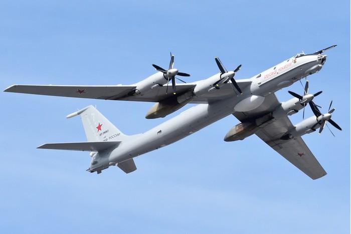 Mỹ điều máy bay chiến đấu chặn 4 máy bay trinh sát của Nga - Ảnh 1