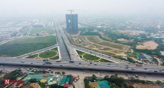 Hà Nội: Rác thải bủa vây con đường nghìn tỷ - Ảnh 1