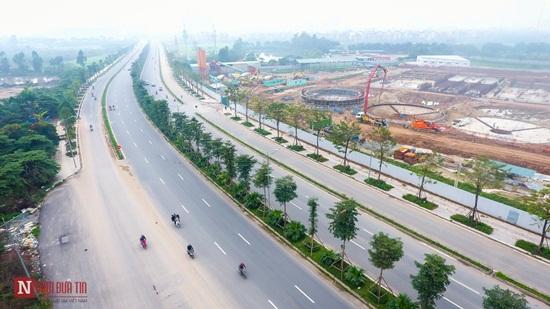 Hà Nội: Rác thải bủa vây con đường nghìn tỷ - Ảnh 14