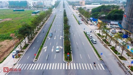 Hà Nội: Rác thải bủa vây con đường nghìn tỷ - Ảnh 2